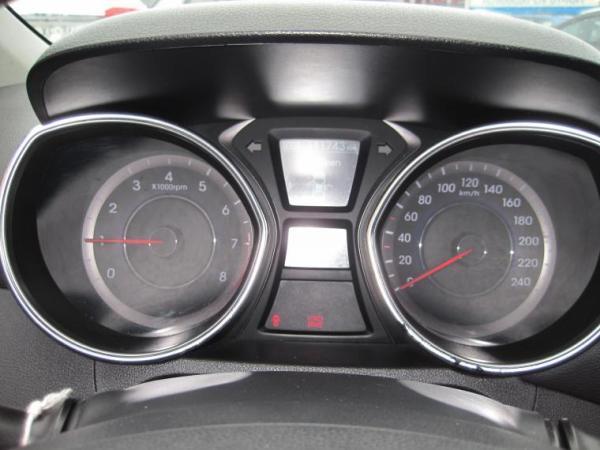 Hyundai Elantra Elantra Gls 1.8 At año 2014