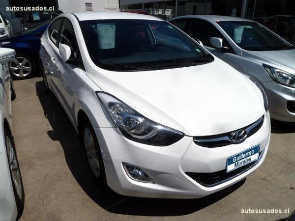 Hyundai Elantra GLS 1.6 año 2014