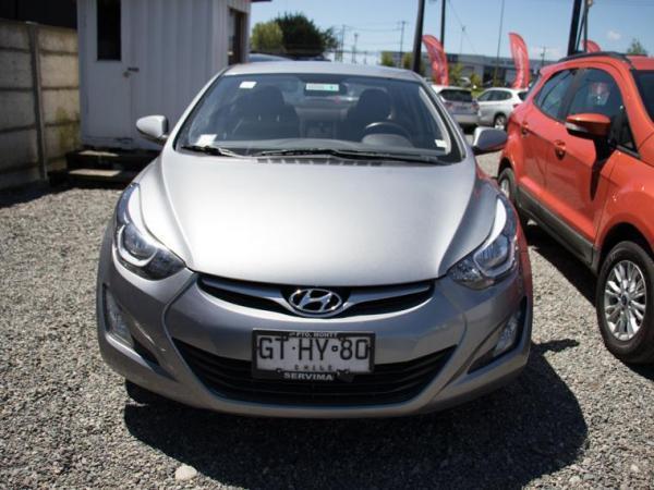 Hyundai Elantra ELANTRA 1.6 GL año 2014