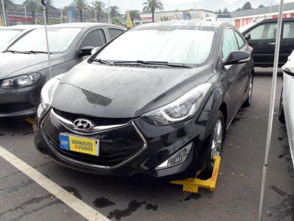 Hyundai Elantra ELANTRA JK GLS 1.6 año 2014