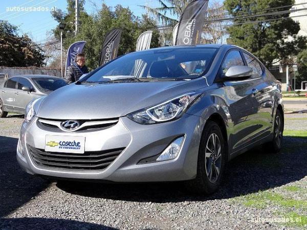 Hyundai Elantra  año 2015