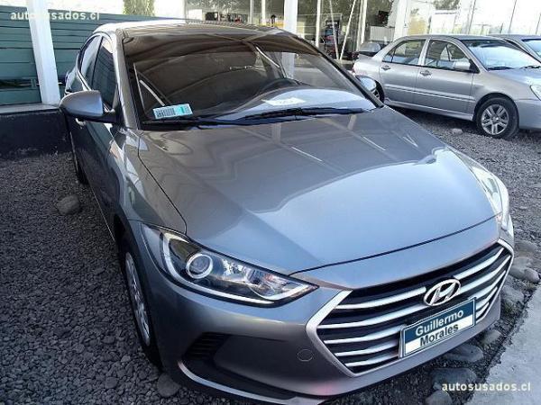 Hyundai Elantra  año 2017