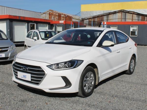 Hyundai Elantra GL 1.6 año 2017
