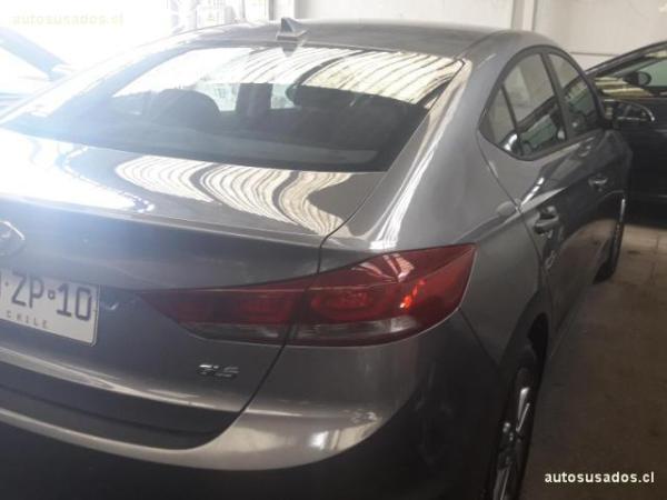 Hyundai Elantra GLS año 2018