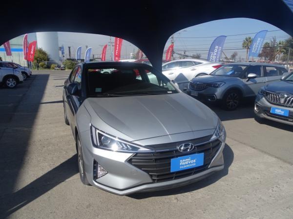 Hyundai Elantra GLS año 2020