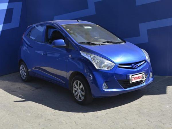 Hyundai EON GL año 2013