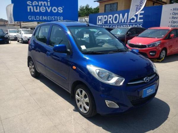 Hyundai EON GLS año 2014