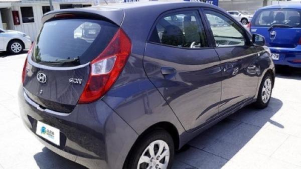 Hyundai EON A/C año 2016