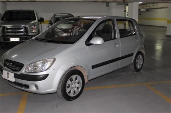Hyundai Getz FL 1.4 GL 2AB año 2009