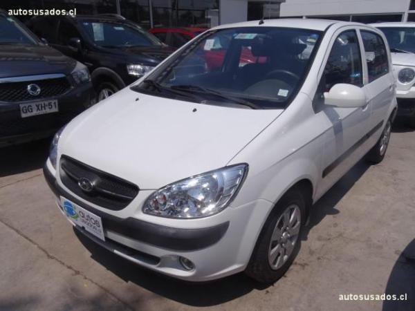 Hyundai Getz FL año 2011