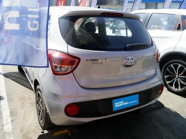 Hyundai Grand I10 MT año 2017