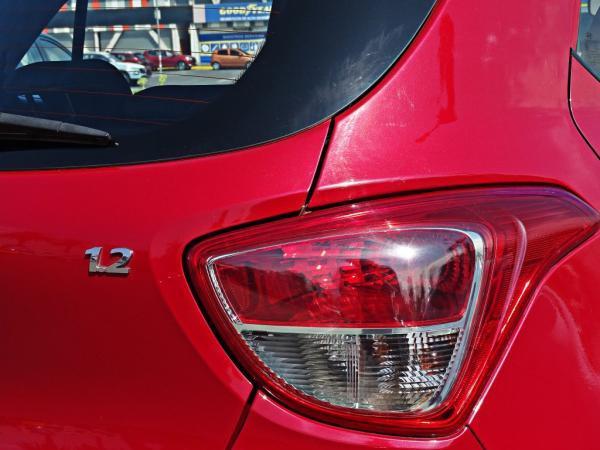 Hyundai Grand I10 1.2 año 2017