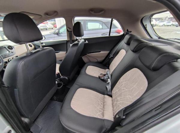 Hyundai Grand I10 GRAND I10 BA GLS 1.2 año 2018