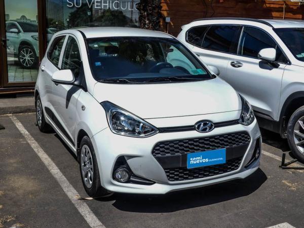 Hyundai Grand I10 1.0 BASE año 2018