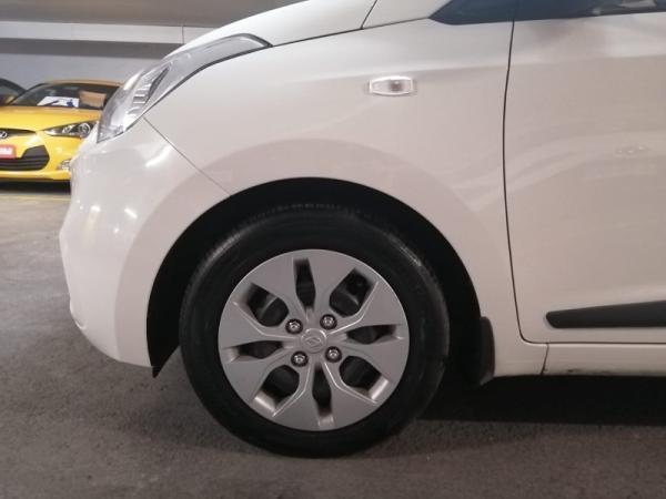 Hyundai Grand I10 BA SDN MT GLS 2AB AC ABS año 2018