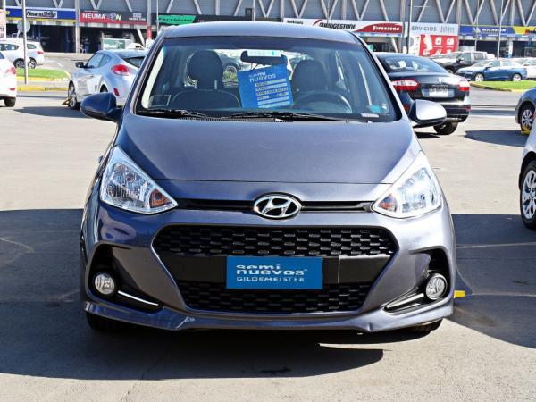 Hyundai Grand I10 BA 5DR 1.2 5M/T GLS 2AB A año 2018