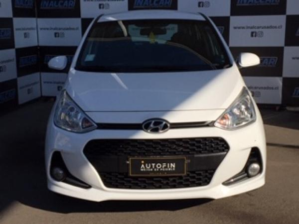 Hyundai Grand I10 GRAND I10 BA PE HB 1.2 año 2019
