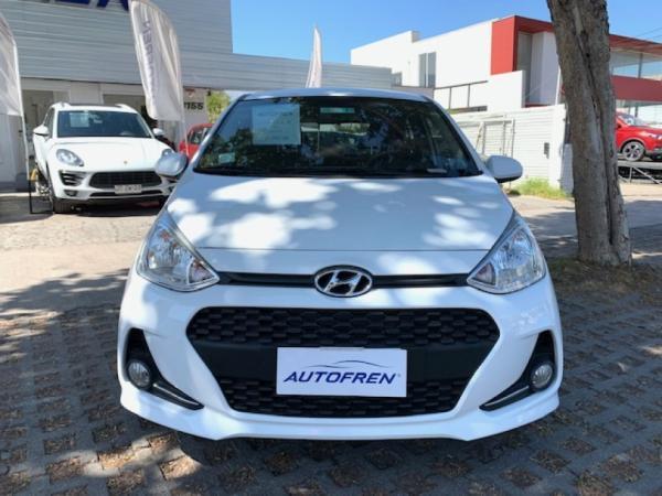 Hyundai Grand I10 hb año 2020