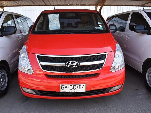 Hyundai H-1 . año 2015