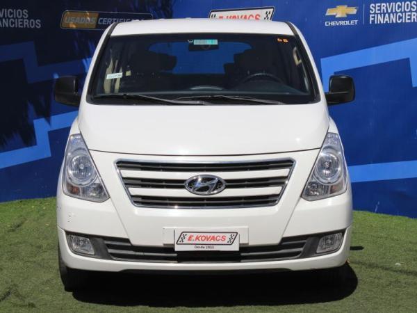 Hyundai H-1 CRDI GLS 2.5 año 2016