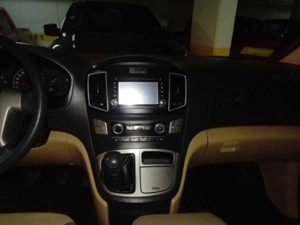 Hyundai H-1 MT 4X2 2.5 DSL año 2017