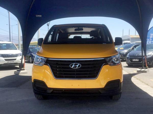 Hyundai H-1 TQ MB 2.5 CRDI MT Escolar año 2020