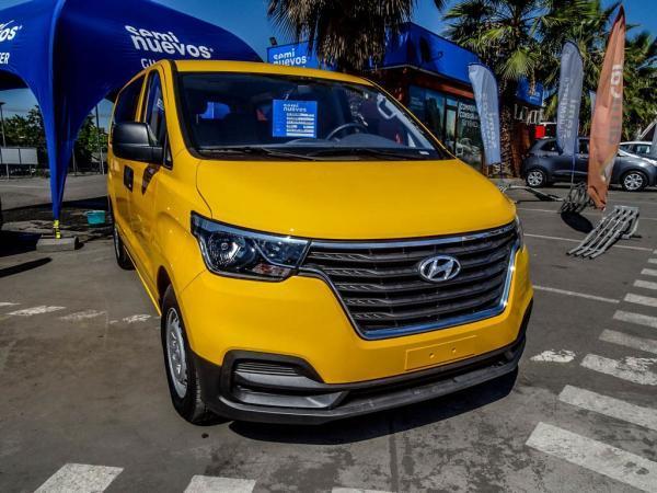 Hyundai H-1 MT 2.5 año 2021