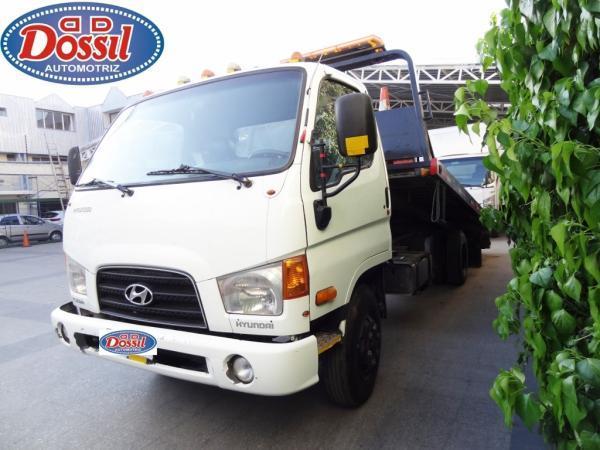 Hyundai HD78  año 2012
