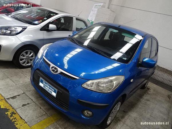 Hyundai I 10 GLS año 2009