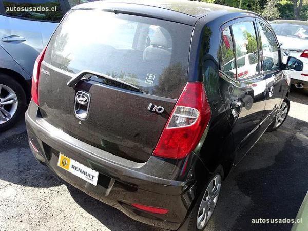 Hyundai I 10 GL año 2011