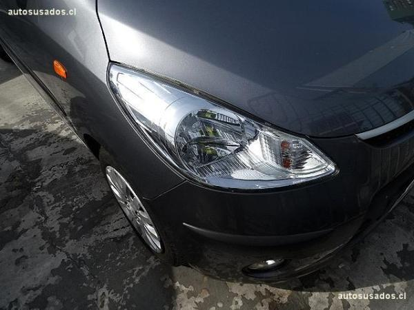 Hyundai I 10 FL año 2011
