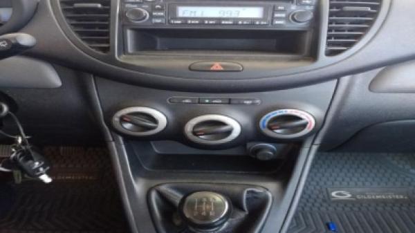 Hyundai I 10 1.1 FL GLS año 2012