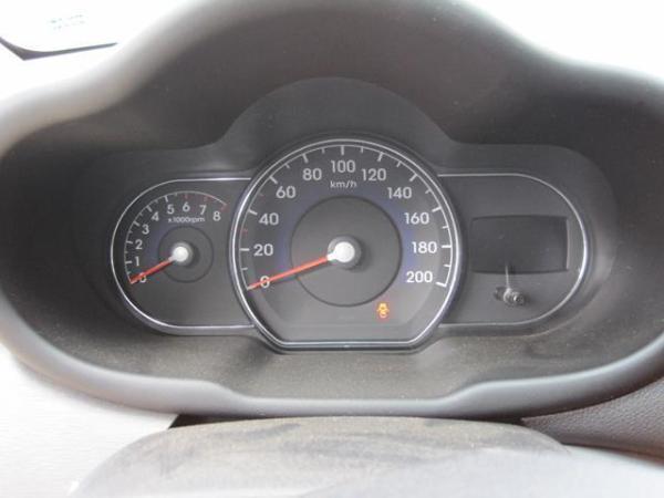 Hyundai I 10 I 10 Gls 1.1 año 2012