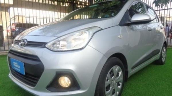 Hyundai I 10 GLS 1.2 año 2014