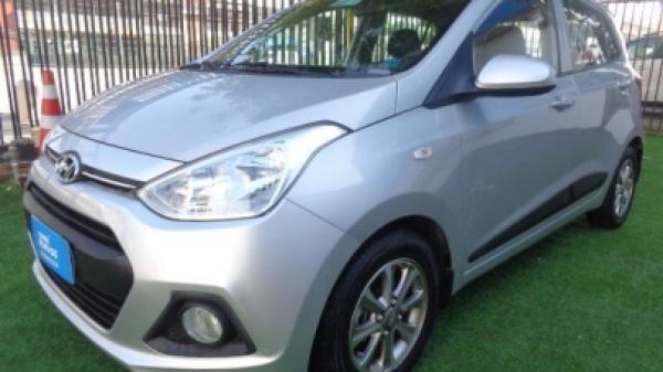 Hyundai I 10 GRAND I10 GLS AT año 2015