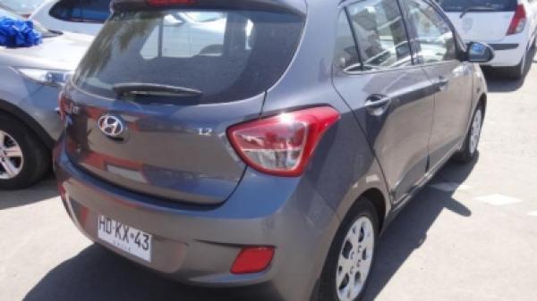 Hyundai I 10 - año 2015
