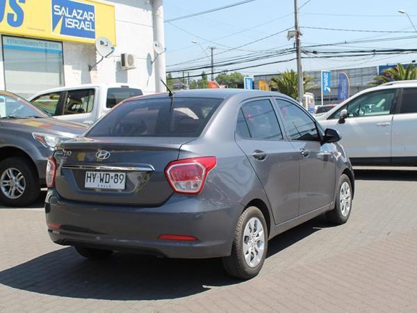 Hyundai I 10 GRAND I10 BA GL 1.2 año 2016