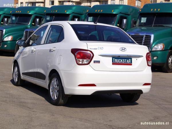 Hyundai I 10  año 2016