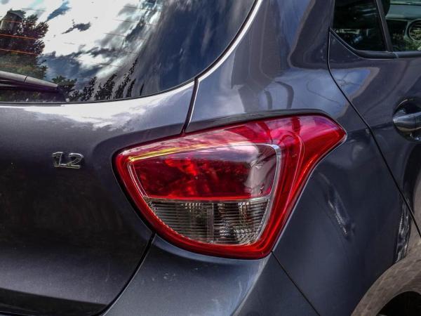 Hyundai I 10 MT año 2016