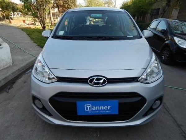 Hyundai I 10  año 2017