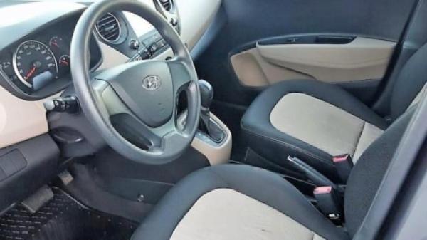 Hyundai I 10 AUTOMÁTCO GLS año 2017