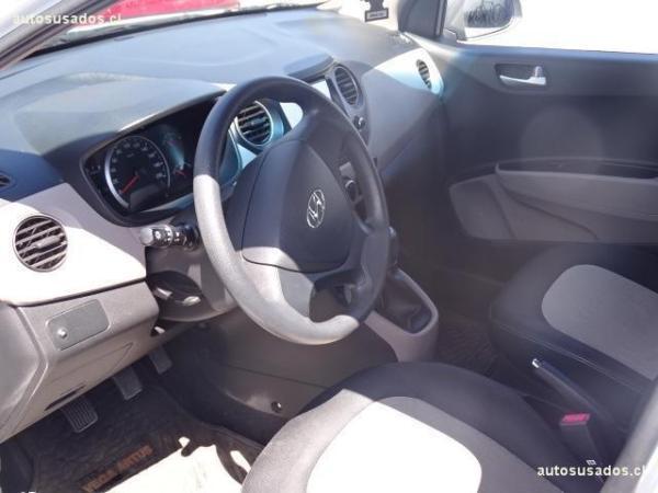 Hyundai I 10 GRAND año 2017