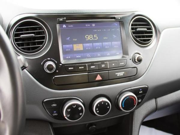 Hyundai I 10 Grand I10 Ba Gls 1.2 año 2017