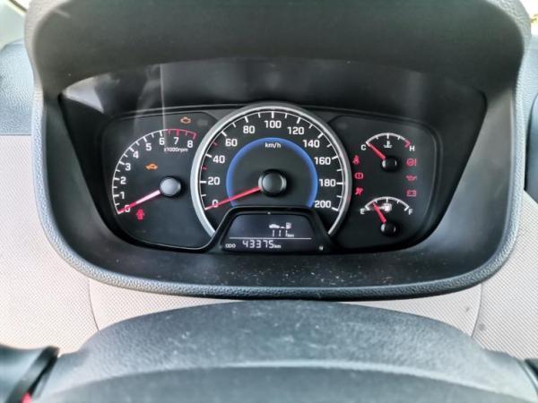 Hyundai I 10 I-10 BA 1.2 GLS AB AC (AC año 2019