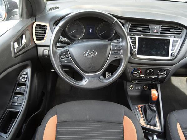 Hyundai i20 I20 ACTIVE 1.4 AT GL 2AB año 2018