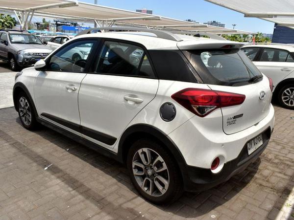 Hyundai i20 I20 ACTIVE GL 1.4 año 2018