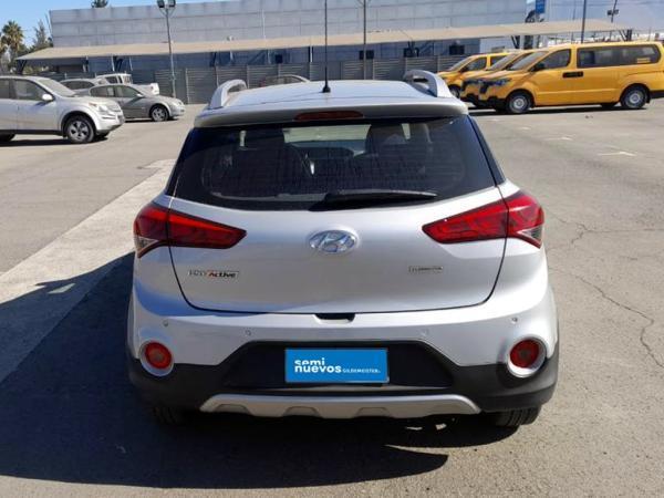 Hyundai i20 ACTIVE 1.4 AT GL 2AB ABS año 2019