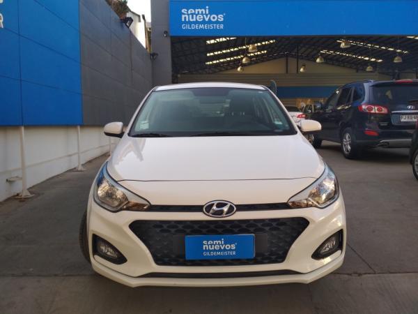 Hyundai i20 1.4 MT año 2019