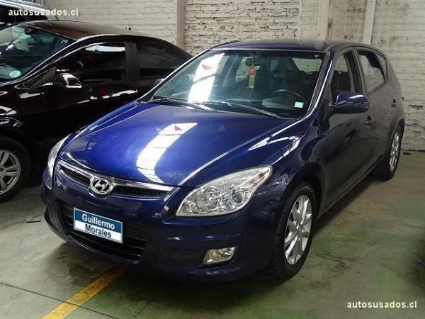 Hyundai I30 GLS año 2010