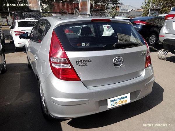 Hyundai I30 GLS 1.6 año 2010